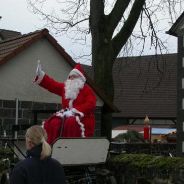 Weihnachtsmarkt in Rabenau-Geilshausen